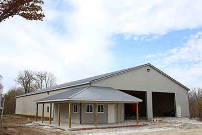 Residential pole barns milmar pole buildings Residential pole barn homes
