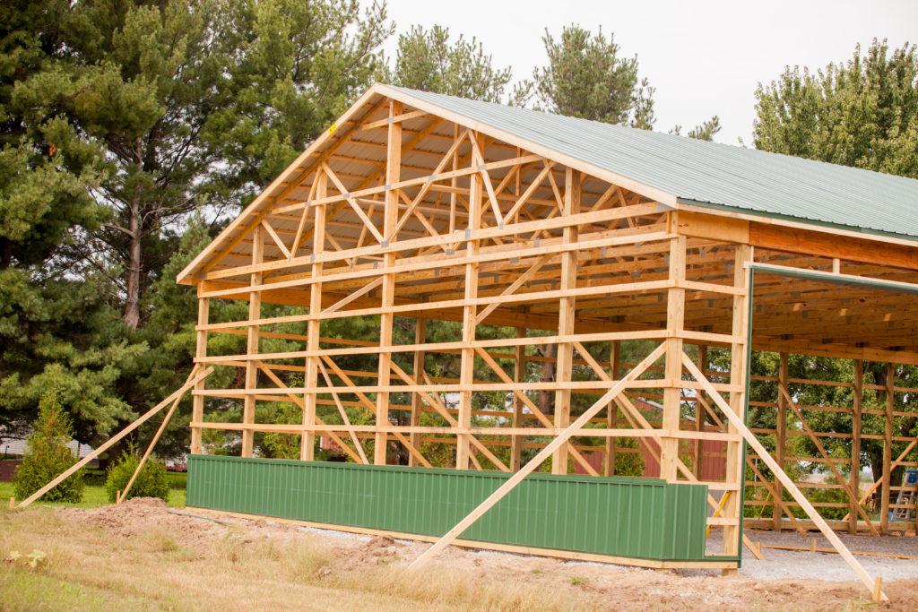 Pole Barn Terms Explained Part 1 Milmar Pole Buildings