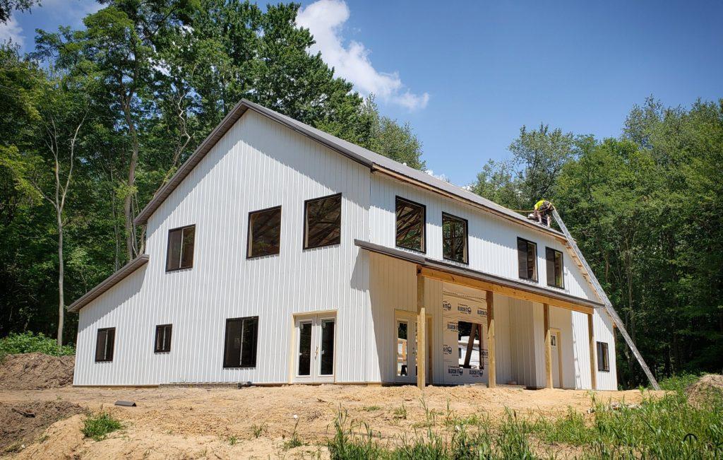 A Pole Barn Year In Review Milmar Buildings